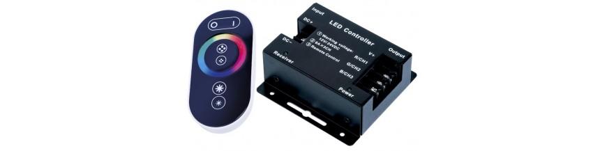 Controladores - Reguladores RGB